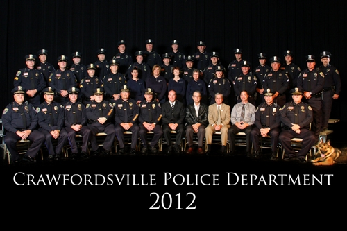 City Of Crawfordsville Indiana Inside Cpd