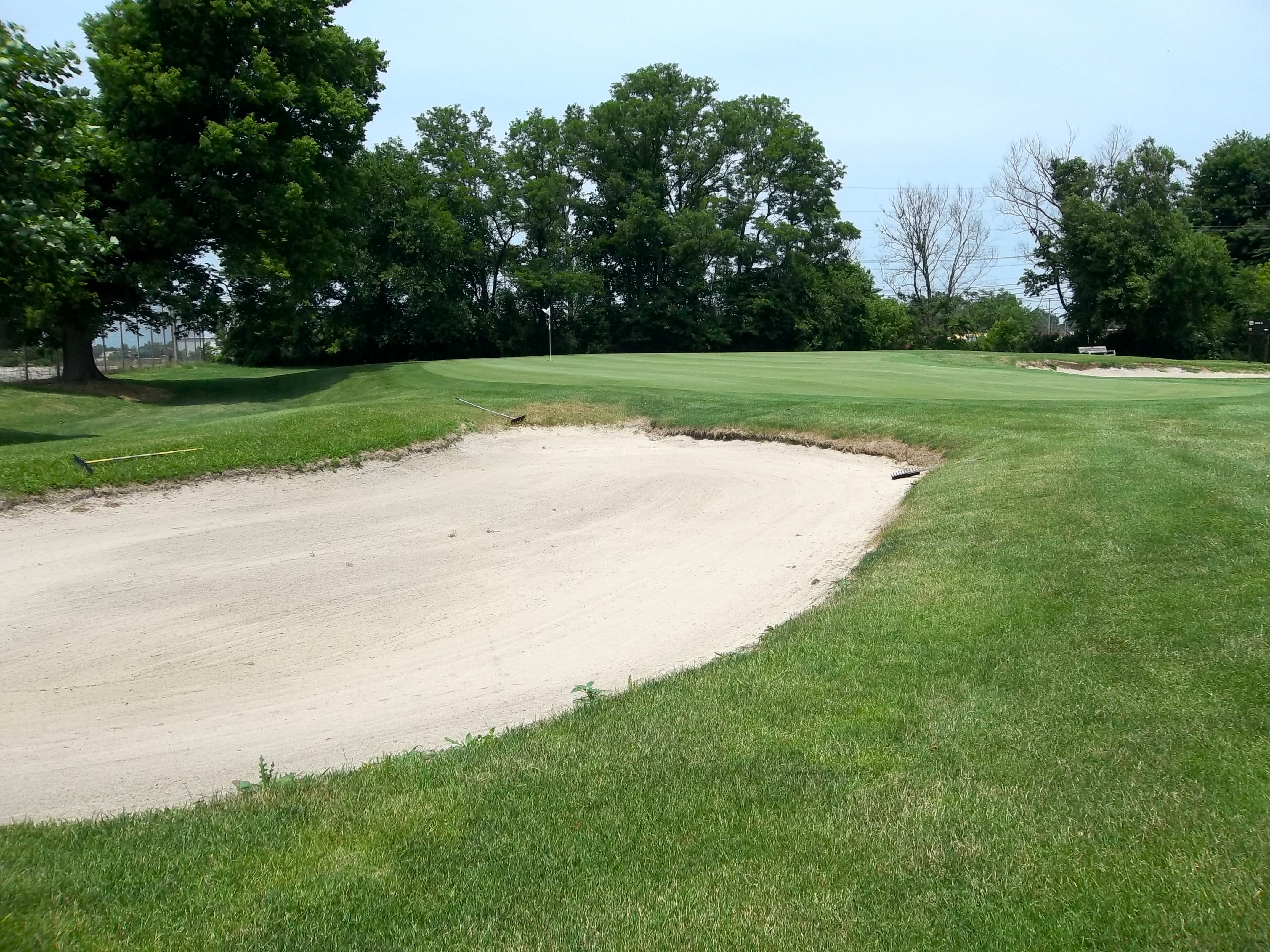 City Of Crawfordsville Indiana Hole 13