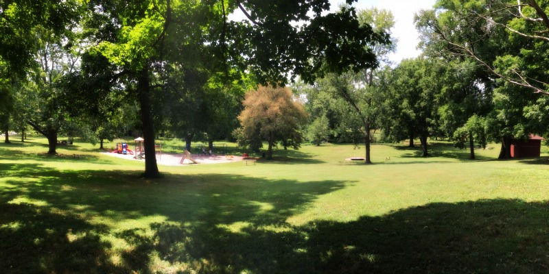City Of Crawfordsville Indiana Milligan Park